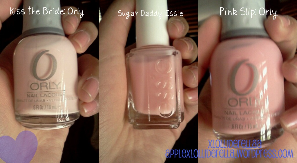 New Nail Polishes! Orly && Essie; Today\'s Plans | xlolliderellaa